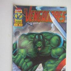 Comics: LOS VENGADORES. VOL. 1 Nº 4 HEROES REBORN FORUM ARX140. Lote 284501713