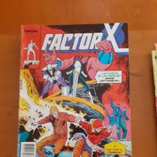 Comics: FACTOR X . VOLUMEN 1. Nº 8. Lote 284551348