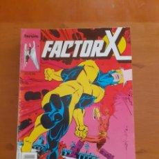 Comics: FACTOR X . VOLUMEN 1. Nº 11. Lote 284551518