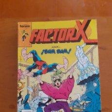 Comics: FACTOR X . VOLUMEN 1. Nº 12. Lote 284551548
