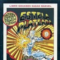 """Cómics: GRANDES SAGAS MARVEL ESTELA PLATEADA """"EL GUARDIÁN CÓSMICO"""" FORUM. 1994 MARZ LIM. Lote 284596638"""