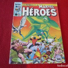 Cómics: MARVEL HEROES Nº 33 LA PATRULLA X ( CLAREMONT ) ¡BUEN ESTADO! FORUM. Lote 284685583