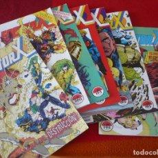 Cómics: FACTOR X VOL. 1 NºS 80, 81, 82, 83, 84, 85 Y 86 ( DEMATTEIS ) ¡MUY BUEN ESTADO! MARVEL FORUM. Lote 284693443