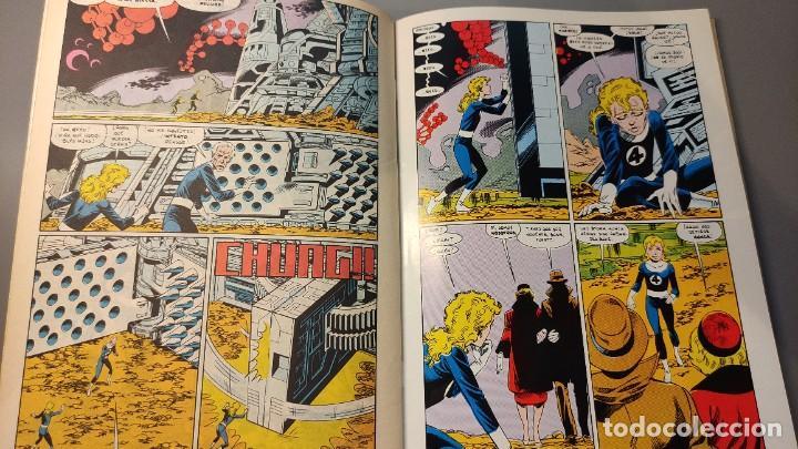 Cómics: Los 4 Fantásticos - números del 56 al 60 - Foto 2 - 284779053