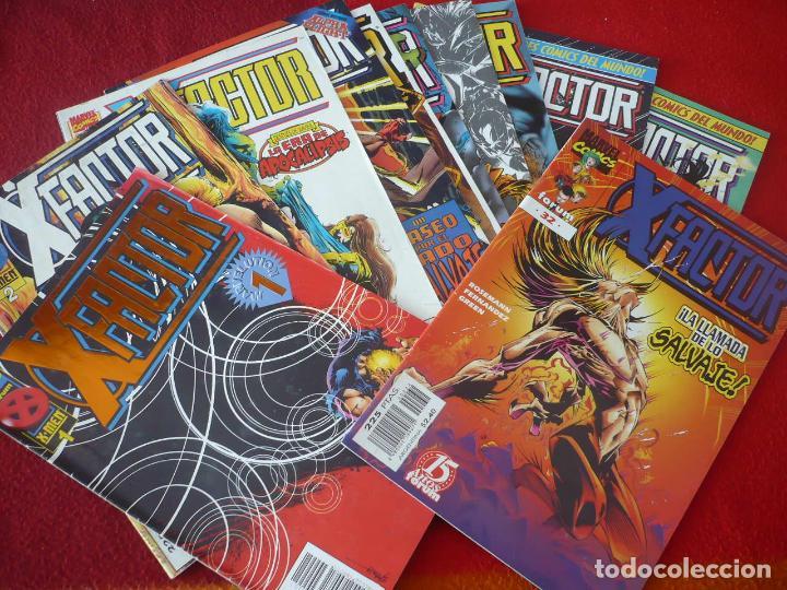 X FACTOR VOL. 2 NºS 1, 2, 3, 5, 10, 13, 17, 19, 26, 30 Y 32 ¡BUEN ESTADO! MARVEL FORUM (Tebeos y Comics - Forum - Factor X)