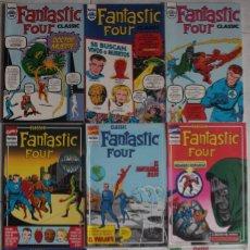 Cómics: LOTE DE 9 COMICS CLASSIC FANTASTIC FOUR / Nº 3 AL 11 / FORUM - REF.084. Lote 285046673