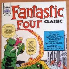 Cómics: FANTASTIC FOUR - CLASSIC - Nº 1 - AÑO 1993 - PERFECTO ESTADO. Lote 285107108