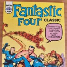 Cómics: FANTASTIC FOUR - CLASSIC - Nº 2: ¡LA LLEGADA DE NAMOR! - AÑO 1993 - MUY BUEN ESTADO. Lote 285108908