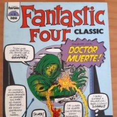 Cómics: FANTASTIC FOUR - CLASSIC - Nº 3: ¡ENCUENTRO CON EL DOCTOR MUERTE! - AÑO 1993 - PERFECTO ESTADO. Lote 285110203