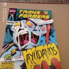 Cómics: TRANSFORMERS Nº 63 EDICIONES FORUM. Lote 285125183
