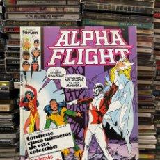 Cómics: ALPHA FLIGHT RETAPADO 27 - 31. Lote 285239423