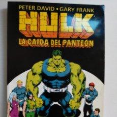 Cómics: HULK LA CAÍDA DEL PANTEÓN FORUM. Lote 285252748