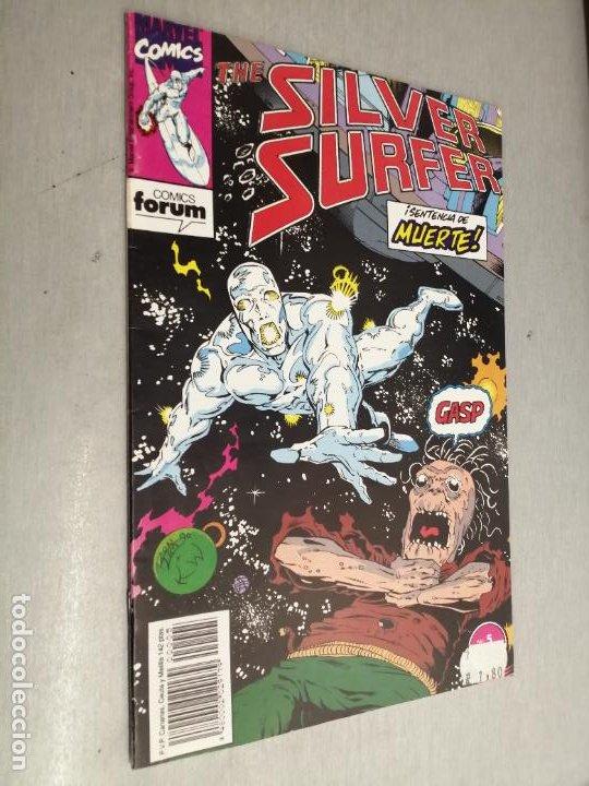 SILVER SURFER VOL. 2 Nº 5 / MARVEL FORUM (Tebeos y Comics - Forum - Silver Surfer)