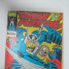 Comics : TRANSFORMERS Nº 61, 62 Y 63 (RETAPADO) FORUM MARVEL ARX143. Lote 285399998