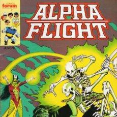 Cómics: ALPHA FLIGHT VOL. 1 Nº 34 - FORUM - MUY BUEN ESTADO. Lote 285407543