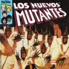 Cómics: LOS NUEVOS MUTANTES Nº 29 - FORUM - ESTADO EXCELENTE. Lote 285409838