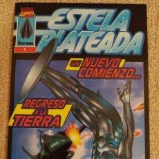 Cómics: ESTELA PLATEADA VOL 3 FORUM NÚMEROS 1 AL 9 - IMPECABLES. Lote 285484378