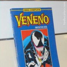 Comics : RETAPADO VENENO OBRA COMPLETA PROTECTOR LETAL - FORUM. Lote 285607053