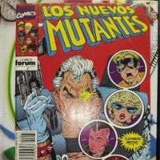 Cómics: LOS NUEVOS MUTANTES 63 CJ46. Lote 285663513