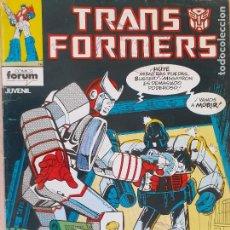Cómics: TRANSFORMERS Nº 5. MÁS DE LOS QUE TUS OJOS VEN. FORUM. Lote 285750858