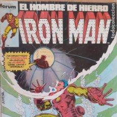 Cómics: IRON MAN Nº 14. FORUM 1985. Lote 285756103