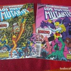Cómics: LOS NUEVOS MUTANTES NºS 46 Y 48 LOBEZNO ( CLAREMONT ) ¡BUEN ESTADO! MARVEL FORUM. Lote 285845248