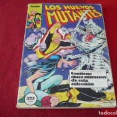 Cómics: LOS NUEVOS MUTANTES NºS 1 AL 5 RETAPADO ( CLAREMONT ) MARVEL FORUM. Lote 285887978