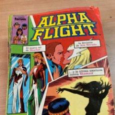 Comics: LOTE DE 28 EJEMPLARES DE ALPHA FLIGHT.. Lote 285998868
