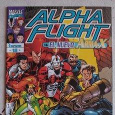 Cómics: ALPHA FLIGHT / VOL 2 / Nº 19 / VS. EL NUEVO ARMA-X / FORUM - REF.130. Lote 286002118