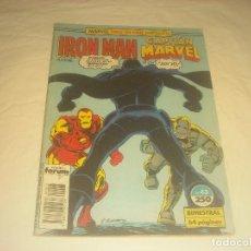 Cómics: IRON MAN CAPITAN MARVEL N. 43. Lote 286201843