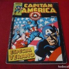 Cómics: CAPITAN AMERICA ESPECIAL VERANO 1987 ( DEMATTEIS ) MARVEL FORUM. Lote 286229138