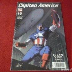 Cómics: CAPITAN AMERICA VOL. 5 Nº 18 ( GIBBONS WEEKS ) FORUM MARVEL. Lote 286243163