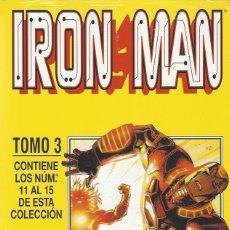 Cómics: IRON MAN VOL. 4 - RETAPADO - NºS 11 AL 15 - DE KIOSCO, A ESTRENAR !!!. Lote 286260423