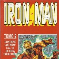 Cómics: IRON MAN VOL. 4 - RETAPADO - NºS 6 AL 10 - DE KIOSCO, A ESTRENAR !!!. Lote 286261058