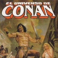 Cómics: EL UNIVERSO DE CONAN - FORUM - IMPECABLE - SUB03M. Lote 286398818