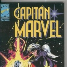 Comics: CAPITAN MARVEL LEGADO - FORUM - MUY BUEN ESTADO - SUB03M. Lote 286610743