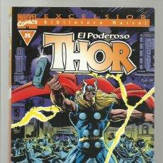 Cómics: BIBLIOTECA MARVEL: THOR 35, 2004, FORUM, MUY BUEN ESTADO. Lote 286614638