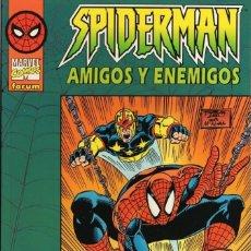 Cómics: SPIDERMAN AMIGOS Y ENEMIGOS - FORUM - MUY BUEN ESTADO - SUB03M. Lote 286622588