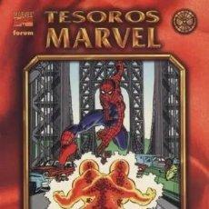 Comics: TESOROS MARVEL Nº 3 SPIDERMAN: LOS AÑOS PERDIDOS 1 - FORUM - MUY BUEN ESTADO - SUB03M. Lote 286627863