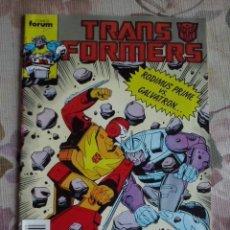 Cómics: FORUM - TRANSFORMERS VOL.1 NUM. 39 . MUYY BUEN ESTADO. Lote 286640233