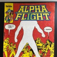Cómics: ALPHA FLIGHT VOL. 1 21 - FORUM. Lote 286659683