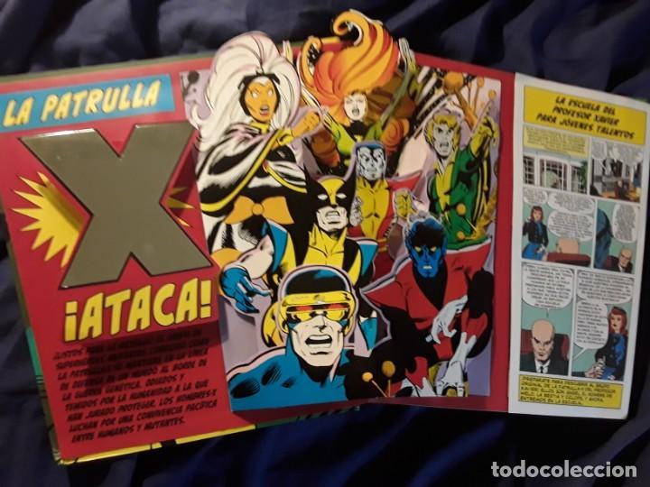Cómics: La imposible patrulla X-men pop up (tridimensional). Excelente estado (Marvel) - Foto 2 - 286529678