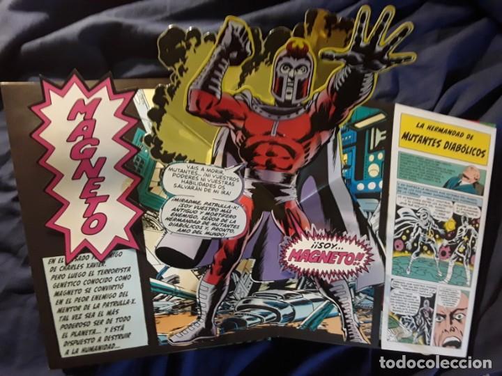 Cómics: La imposible patrulla X-men pop up (tridimensional). Excelente estado (Marvel) - Foto 4 - 286529678
