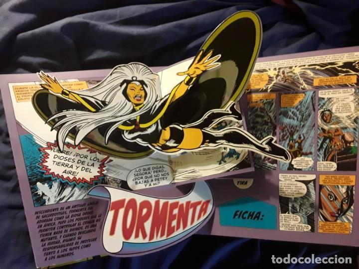 Cómics: La imposible patrulla X-men pop up (tridimensional). Excelente estado (Marvel) - Foto 5 - 286529678