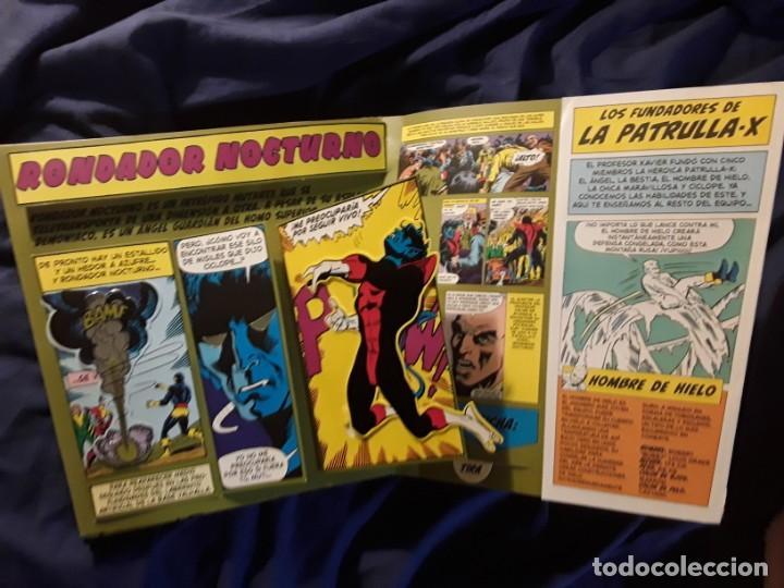 Cómics: La imposible patrulla X-men pop up (tridimensional). Excelente estado (Marvel) - Foto 6 - 286529678
