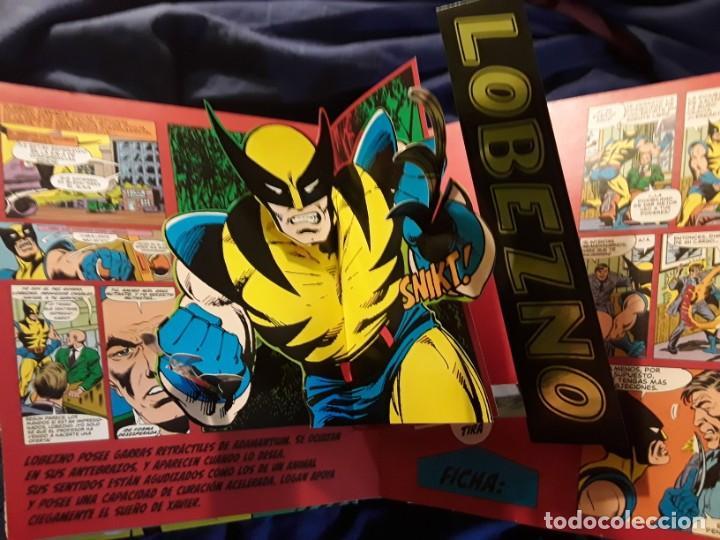 Cómics: La imposible patrulla X-men pop up (tridimensional). Excelente estado (Marvel) - Foto 7 - 286529678