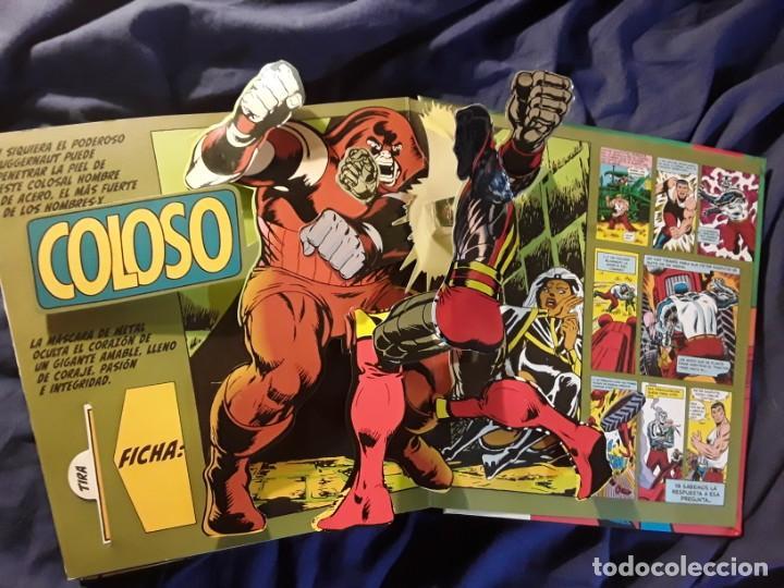 Cómics: La imposible patrulla X-men pop up (tridimensional). Excelente estado (Marvel) - Foto 9 - 286529678