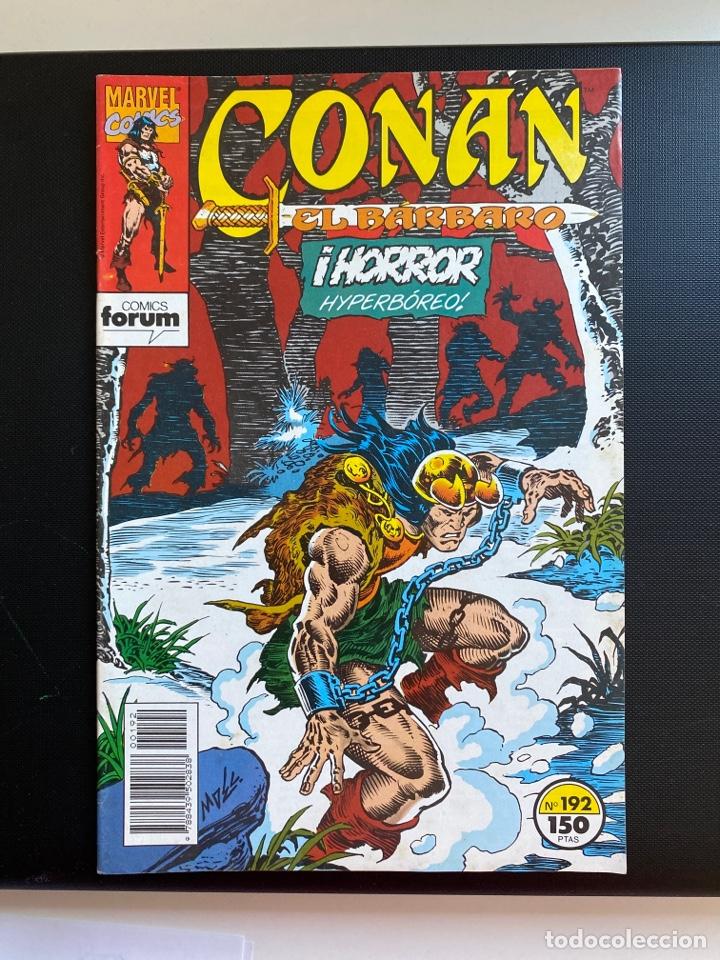 CONAN EL BÁRBARO 192 - FORUM (Tebeos y Comics - Forum - Conan)