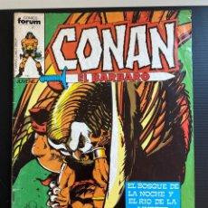 Cómics: CONAN EL BÁRBARO 45 - FORUM. Lote 286794068
