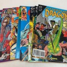 Comics: LOTE DE 10 EJEMPLARES VARIOS CÓMICS. AÑOS 90.. Lote 286794868